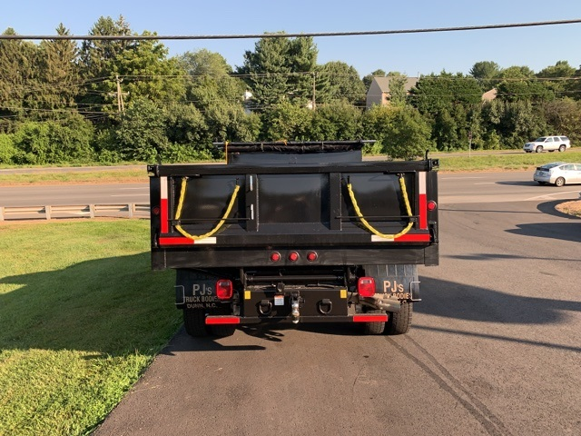 2019 F-550 Regular Cab DRW 4x4,  Godwin Dump Body #YF25247 - photo 1