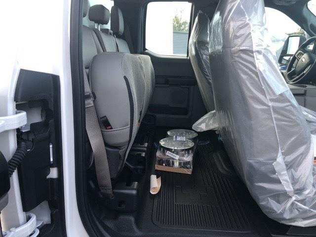 2019 F-350 Super Cab 4x4, Medium roof enclosed service body  #YF30305 - photo 7
