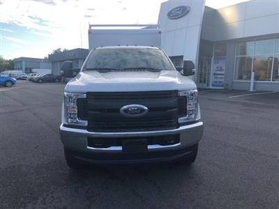 2019 F-350 Super Cab 4x4, Medium roof enclosed service body  #YF30305 - photo 4