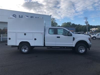 2019 F-350 Super Cab 4x4, Medium roof enclosed service body  #YF30305 - photo 5