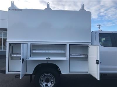2019 F-350 Super Cab 4x4, Medium roof enclosed service body  #YF30305 - photo 8