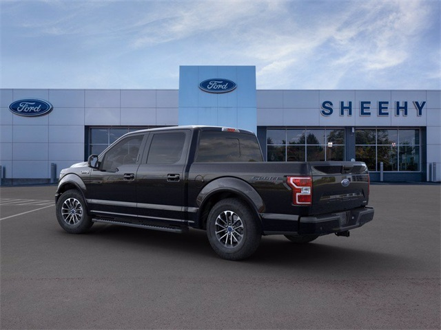 2020 Ford F-150 SuperCrew Cab 4x4, Pickup #YKF52240 - photo 7