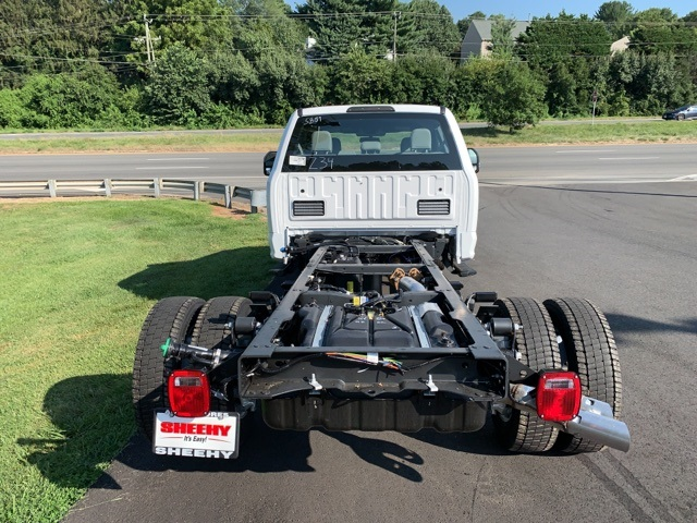 2019 F-550 Super Cab DRW 4x4,  Cab Chassis #YF75889 - photo 2