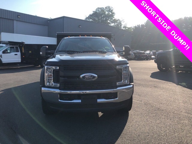 2019 F-550 Super Cab DRW 4x4, Rugby Eliminator LP Steel Dump Body #YF85094 - photo 3