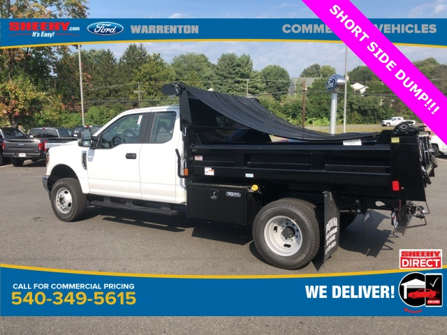 2019 F-350 Super Cab DRW 4x4, Rugby Eliminator LP Steel Dump Body #YF85148 - photo 9