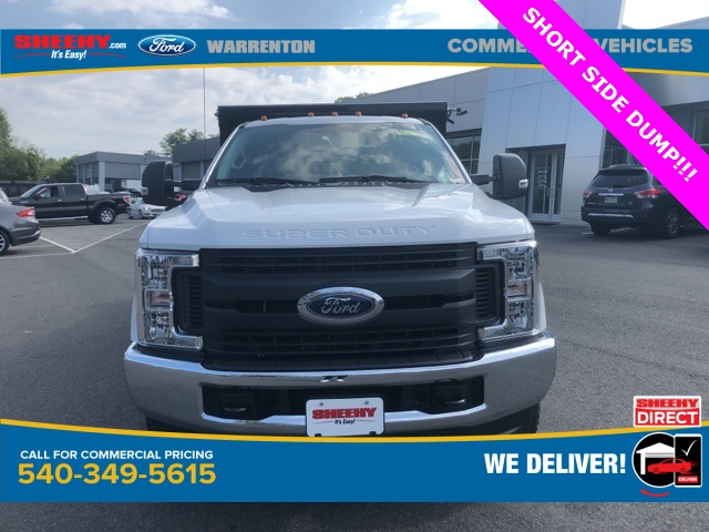 2019 F-350 Super Cab DRW 4x4, Rugby Eliminator LP Steel Dump Body #YF85148 - photo 4