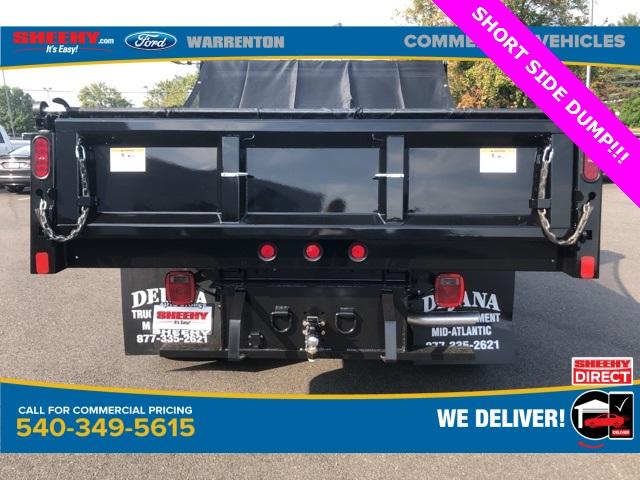 2019 F-350 Super Cab DRW 4x4, Rugby Eliminator LP Steel Dump Body #YF85148 - photo 10