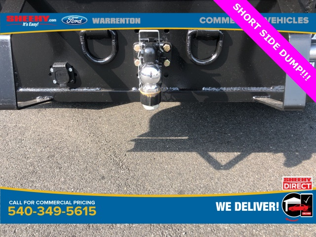 2019 F-350 Super Cab DRW 4x4, Rugby Eliminator LP Steel Dump Body #YF85148 - photo 10