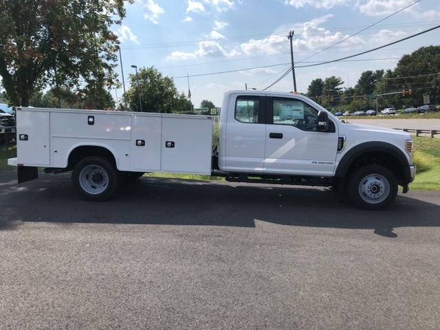 2019 F-450 Super Cab DRW 4x4,  Knapheide Standard Service Body #YF85151 - photo 4