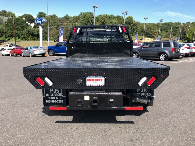 2019 F-350 Super Cab DRW 4x4,  PJ's Platform Body #YF85747 - photo 1