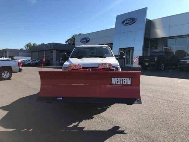 2019 F-250 Super Cab 4x4,  Western Snowplow Pickup #YF97199 - photo 4