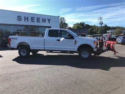 2019 F-250 Super Cab 4x4,  Western Snowplow Pickup #YF97199 - photo 5