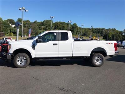2019 F-250 Super Cab 4x4,  Western Snowplow Pickup #YF97199 - photo 2