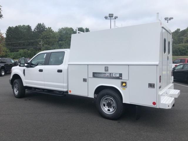 2019 F-350 Crew Cab 4x4, Medium roof enclosed service body  #YG12302 - photo 11