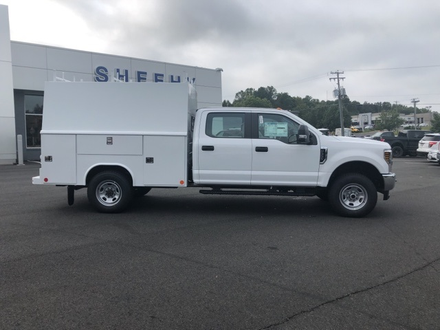 2019 F-350 Crew Cab 4x4, Medium roof enclosed service body  #YG12302 - photo 5