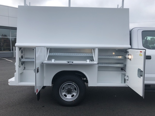 2019 F-350 Crew Cab 4x4, Medium roof enclosed service body  #YG12302 - photo 8
