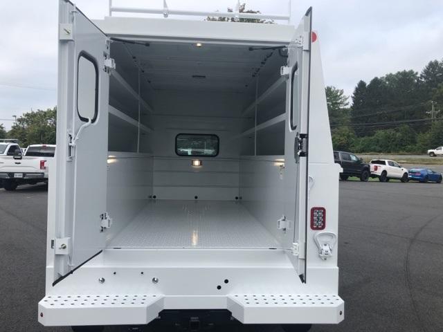 2019 F-350 Crew Cab 4x4, Medium roof enclosed service body  #YG12302 - photo 9