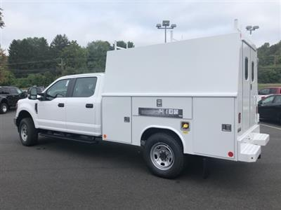 2019 F-350 Crew Cab 4x4, Medium roof enclosed service body  #YG12302 - photo 11