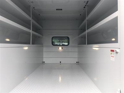 2019 F-350 Crew Cab 4x4, Medium roof enclosed service body  #YG12302 - photo 10