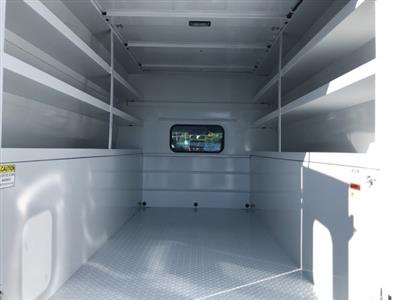 2019 F-350 Crew Cab 4x4, Medium roof enclosed service body  #YG12749 - photo 10