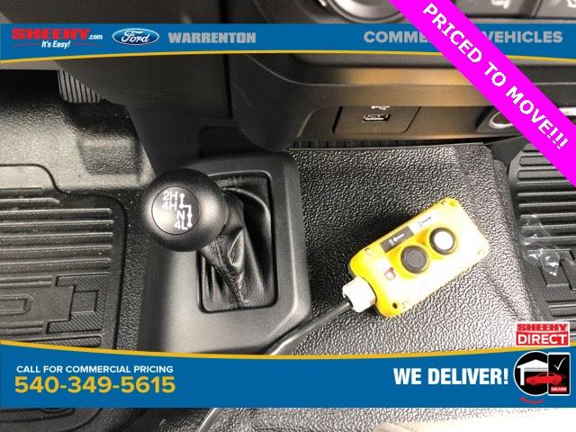 2019 Ford F-550 Crew Cab DRW 4x4, Rugby Landscape Dump #YG13044 - photo 16