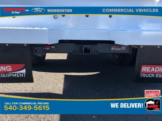 2019 F-450 Super Cab DRW 4x4, Reading Classic II Steel Service Body #YG57341 - photo 10
