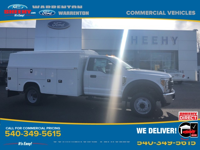 2019 F-450 Regular Cab DRW 4x2, Knapheide Service Body #YG79471 - photo 1