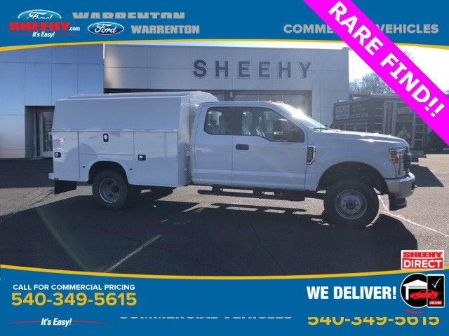 2019 Ford F-350 Super Cab DRW 4x4, Knapheide Service Body #YG79958 - photo 1