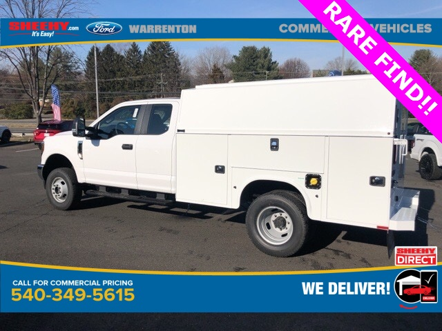2019 Ford F-350 Super Cab DRW 4x4, Knapheide KUVcc Service Body #YG79958 - photo 2