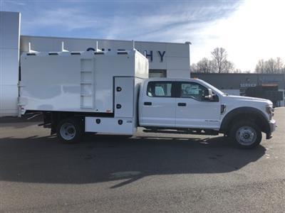 2019 F-550 Crew Cab DRW 4x4, PJ's Chipper Body #YG80401 - photo 4