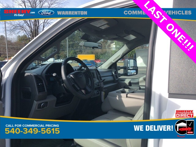 2019 F-550 Crew Cab DRW 4x4, PJ's Chipper Body #YG80402 - photo 11