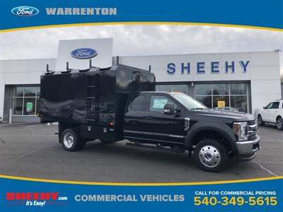 2019 F-550 Super Cab DRW 4x4, PJ's Chipper Body #YG80480 - photo 1