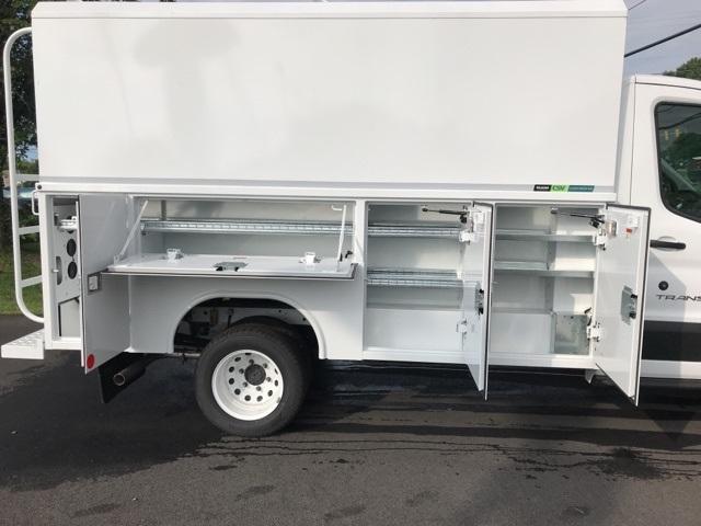 2019 Transit 350 HD DRW 4x2,  Reading Aluminum CSV Service Utility Van #YKA67028 - photo 10