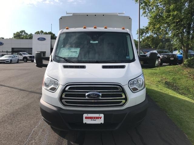2019 Transit 350 HD DRW 4x2,  Reading Aluminum CSV Service Utility Van #YKA67028 - photo 4