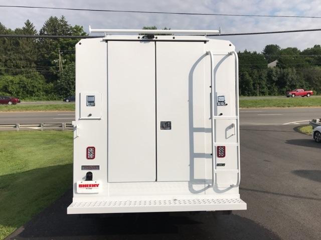 2019 Transit 350 HD DRW 4x2,  Reading Service Utility Van #YKA67028 - photo 1