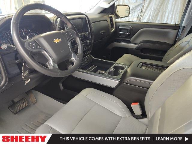 2016 Silverado 1500 Double Cab 4x4,  Pickup #YZ5033 - photo 11