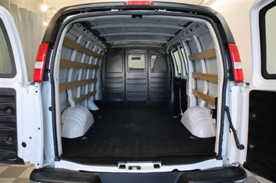 2018 Savana 2500 4x2,  Empty Cargo Van #YP2968 - photo 2