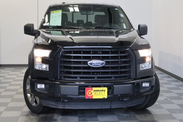 2016 F-150 SuperCrew Cab 4x4,  Pickup #YP2981 - photo 3