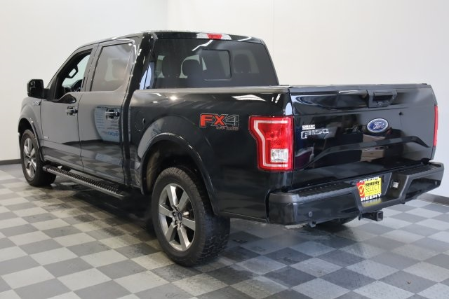 2016 F-150 SuperCrew Cab 4x4,  Pickup #YP2981 - photo 2