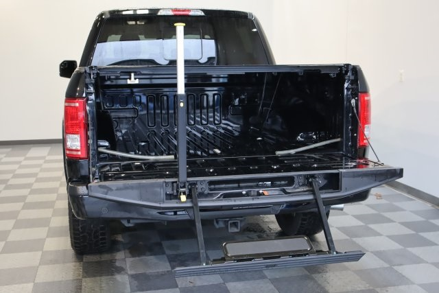 2016 F-150 SuperCrew Cab 4x4,  Pickup #YP2981 - photo 6