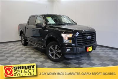 2016 F-150 SuperCrew Cab 4x4,  Pickup #YP2981 - photo 1