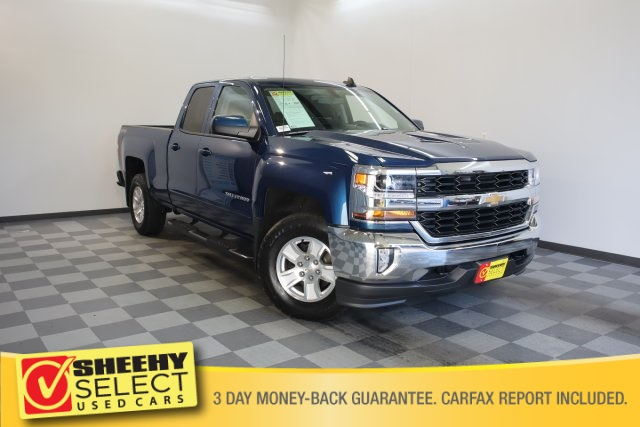 2016 Silverado 1500 Double Cab 4x4,  Pickup #YP2998 - photo 1