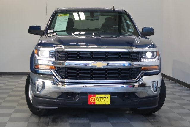 2016 Silverado 1500 Double Cab 4x4,  Pickup #YP2998 - photo 2
