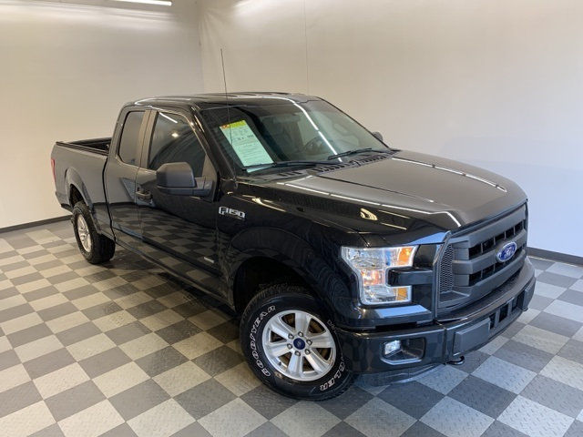 2015 F-150 Super Cab 4x4,  Pickup #YP3037 - photo 4