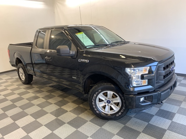 2015 F-150 Super Cab 4x4,  Pickup #YP3037 - photo 5