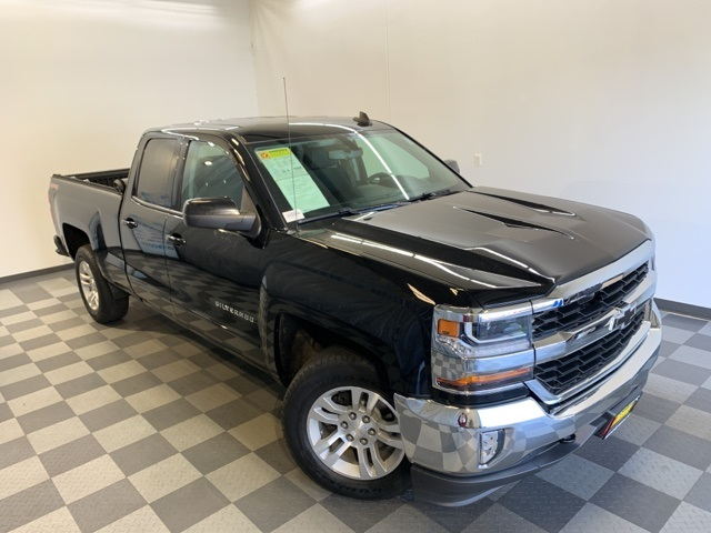 2016 Silverado 1500 Double Cab 4x4,  Pickup #YP3064 - photo 4