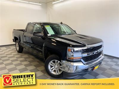 2016 Silverado 1500 Double Cab 4x4,  Pickup #YP3064 - photo 1