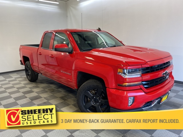 2016 Silverado 1500 Double Cab 4x4,  Pickup #YP3086 - photo 1