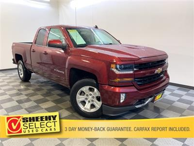 2016 Silverado 1500 Double Cab 4x4,  Pickup #YP3087 - photo 1