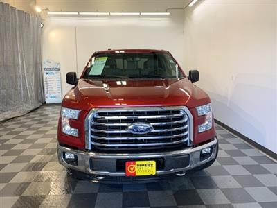 2016 F-150 SuperCrew Cab 4x4, Pickup #YP3146 - photo 2